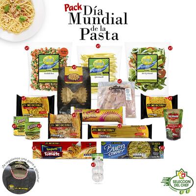 Pack Día Mundial De La Pasta