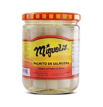 Palmito - Miguels - 440g