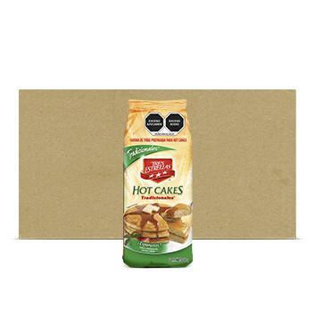 Fardo Harina para Hot Cake - Tres Estrellas - 10 Unidades - 850 g