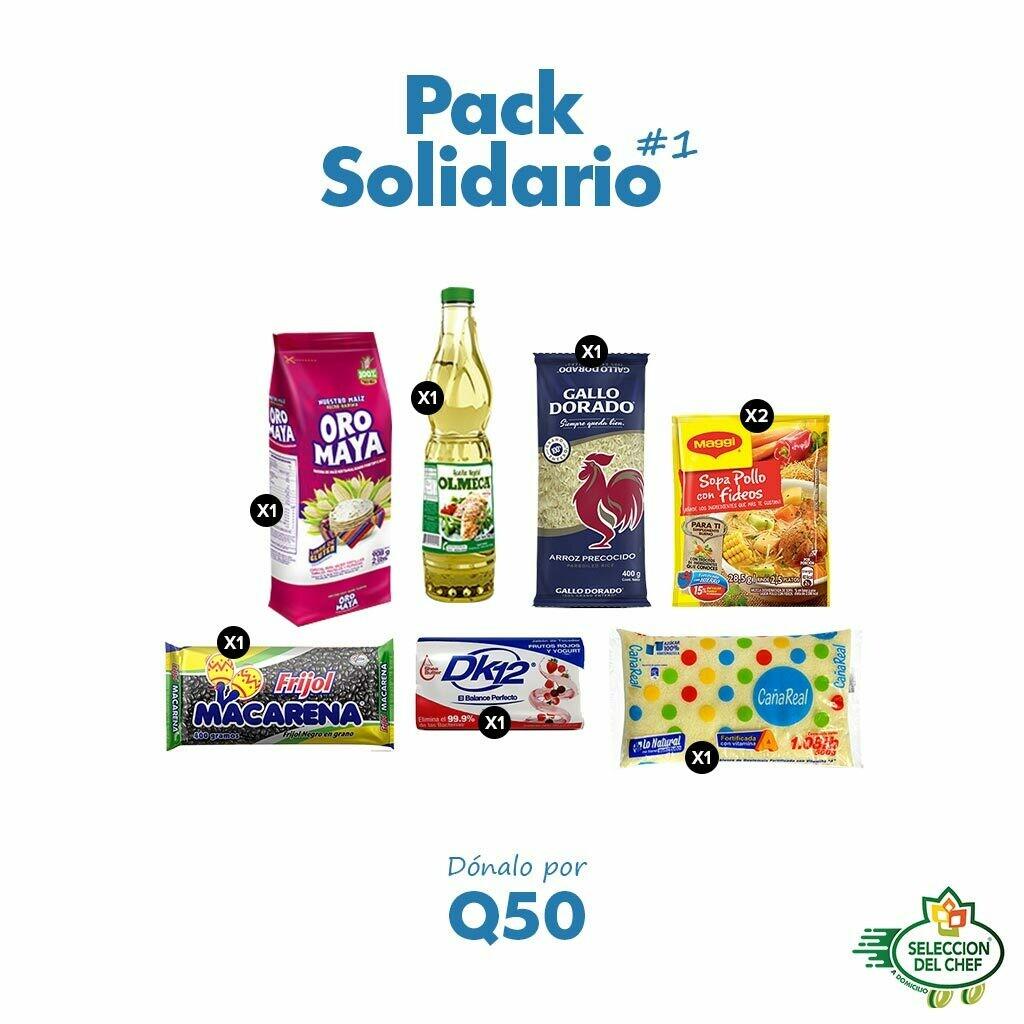 Pack Donación #1