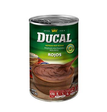 Frijol Rojo volteado - Ducal - 15 oz/lata