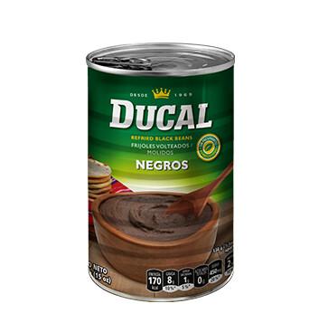 Frijol Negro volteado - Ducal - 15 oz/lata