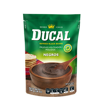 Frijol Negro Doy Pack - Ducal - 28oz