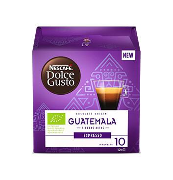 Caja de Café Orígenes Guatemala Expresso Dolce Gusto® - 12Ux66g