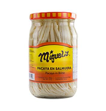 Pacayas en Salmuera Miguel's® - 440 g