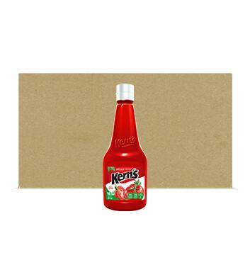 Salsa Ketchup squeeze - Kerns - 453 g