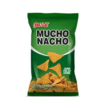Mucho Nacho sabor a Salsa Verde - Ya Esta - 150g