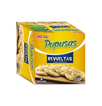 Pupusas Revueltas - Ya Esta - 6 Unidades - 454g