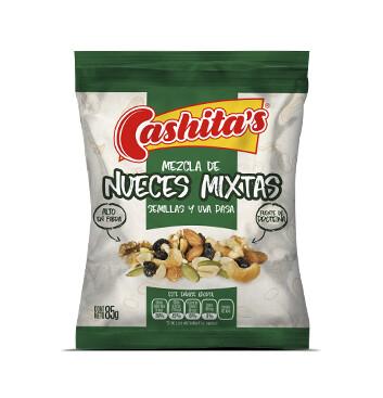 Nuez Mixta - Cashitas - 85g