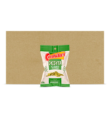 Caja Pepitoria tostada - Cashitas - 24x50g