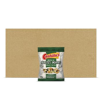 Caja Nuez Mixta - Cashitas - 85gx24u