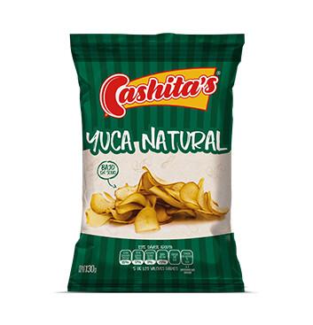 Yuca natural - Cashitas - 130g