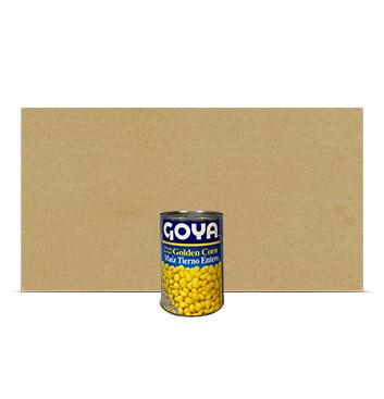 Caja Maíz tierno entero - Goya - 24 Unidades - 432g