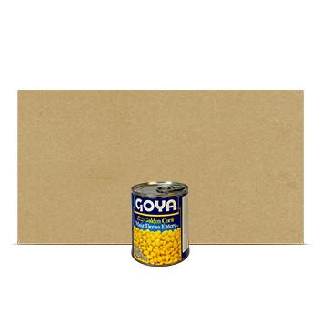 Caja Maíz tierno entero - Goya - 24 Unidades - 248g