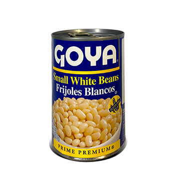Frijoles Blancos entero - Goya - 439g