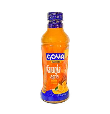 Naranja Agria - Marinada - Goya - 355ml