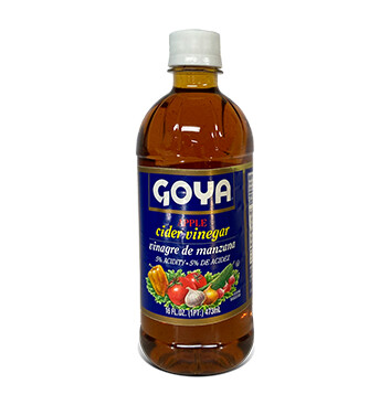 Vinagre de Manzana - Goya - 473ml