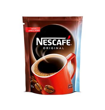 Nescafé instantáneo sachet - Unidad - 50g