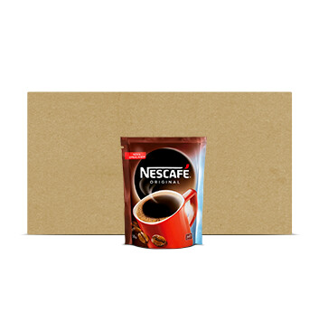 Caja Nescafé sachet - 24 Unidades - 50g