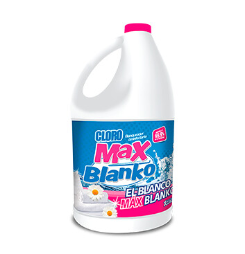 Cloro - Max Blanko - Galon
