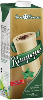Rompope Dos Pinos® - 1Lt
