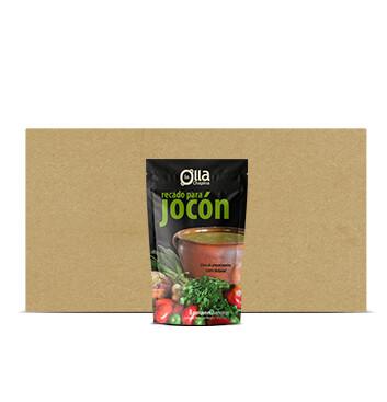 Caja Recado para Jocon - La Olla Chapina - 16 Unidades -  14oz