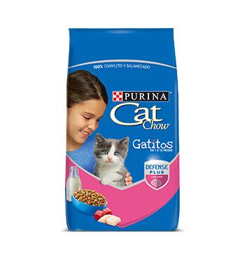 Alimento para Gatito - Cat Chow - 1.5Kg - Sabor Pescado