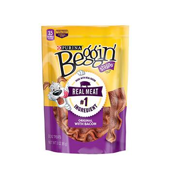 Snack para Perro - Beggins - 85g - Sabor Tocino