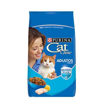 Alimento para Gato - Cat Chow - 1.5Kg - Sabor Pescado