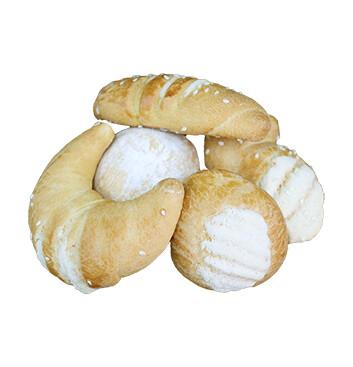 Pan dulce - 30 Unidades/bolsa