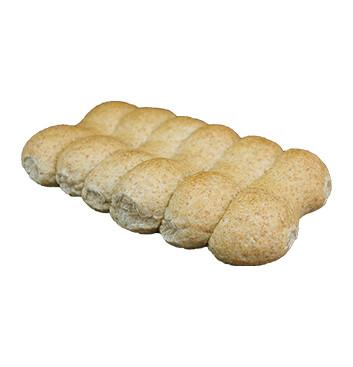 Pan francés integral  - 6 Tiras con 6 Unidades/bolsa