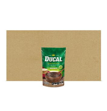 Frijol volteado Negro - Ducal - 24 unidades x 8 oz