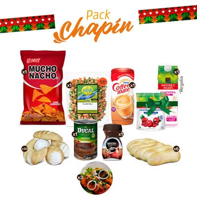 Pack Chapín
