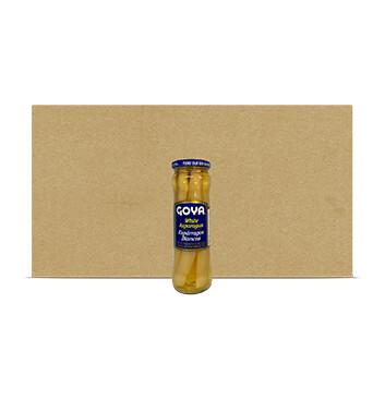 Caja Espárragos Blancos - Goya - 12 Unidades - 330g