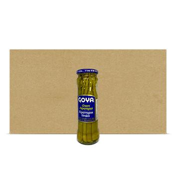 Caja Espárragos Verdes - Goya - 12 Unidades - 330g