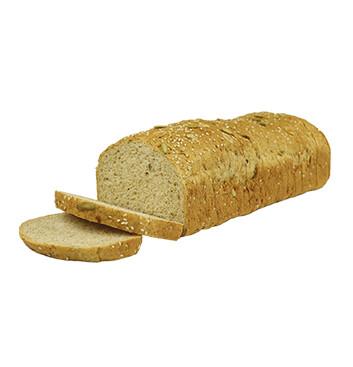 Pan integral con semillas - Unidad