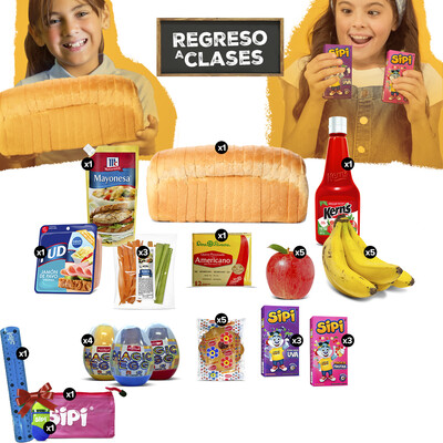 Pack Regreso a Clases