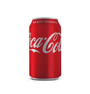 Coca Cola - 12oz /lata - Sabor Original