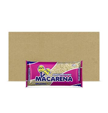 Fardo Arroz Precocido Macarena® - 25x400g