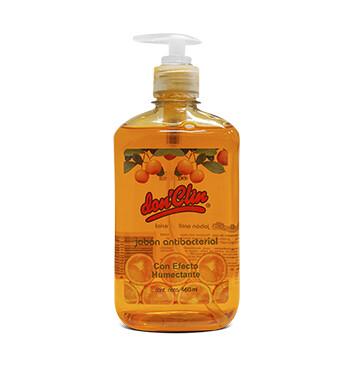Jabón liquido - Don Clin - 460ml - Naranja