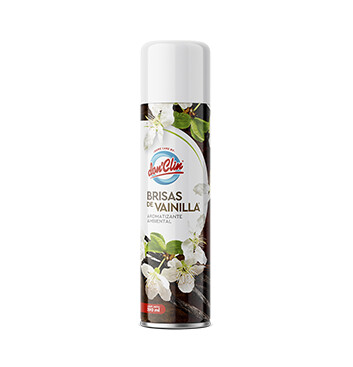 Aromatizante Ambiental - Don Clin - 390ml - Brisas Vainilla