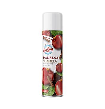 Aromatizante Ambiental - Don Clin - 390ml - Manzana y canela