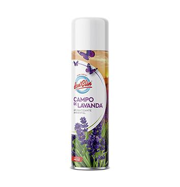 Aromatizante Ambiental - Don Clin - 390ml - Campo Lavanda