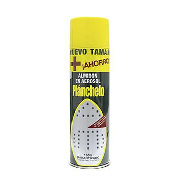 Almidón en aerosol Plánchelo - 20oz