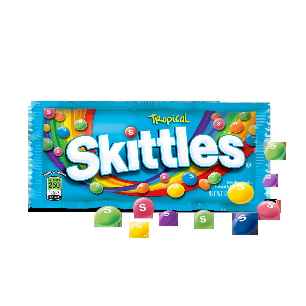 Skittles® Tropical - 61.5g