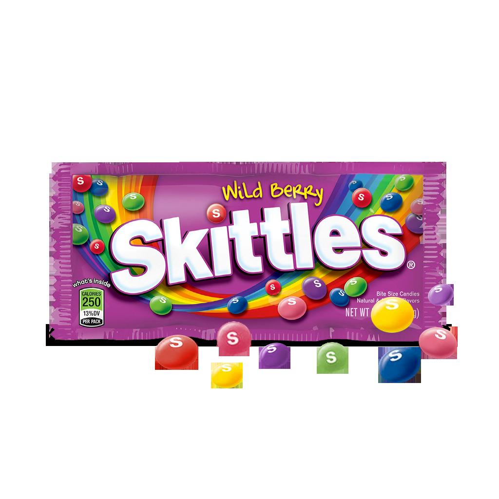 Skittles® Wild Berry - 61.5g