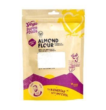 Harina de Almendra - Yogi Super Foods - 227g