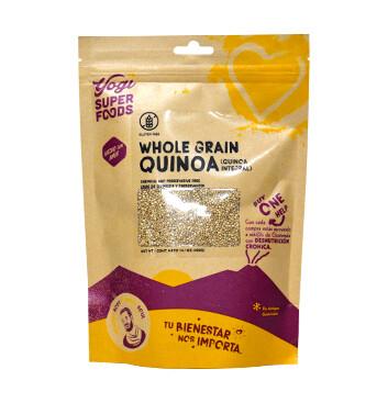 Quinoa Integral - Yogi Super Foods - 400g