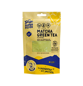 Té Matcha - Yogi Super Foods - 85g