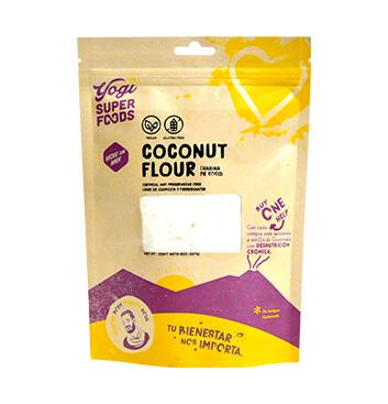 Harina de Coco - Yogi Super Foods - 227g